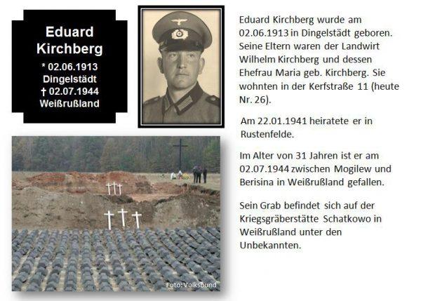 Kirchberg, Eduard