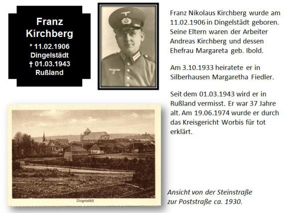 Kirchberg, Franz