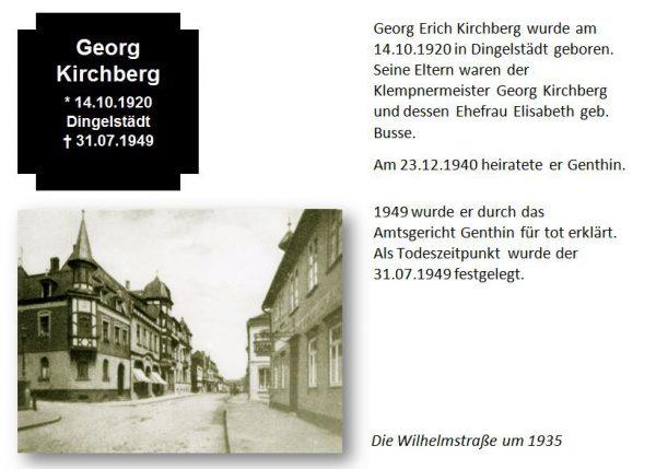 Kirchberg, Georg