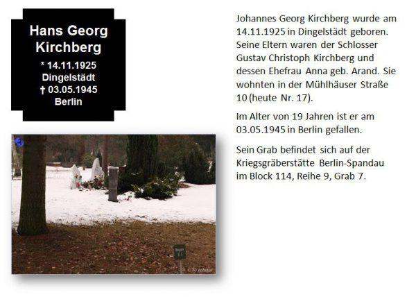 Kirchberg, Hans-Georg