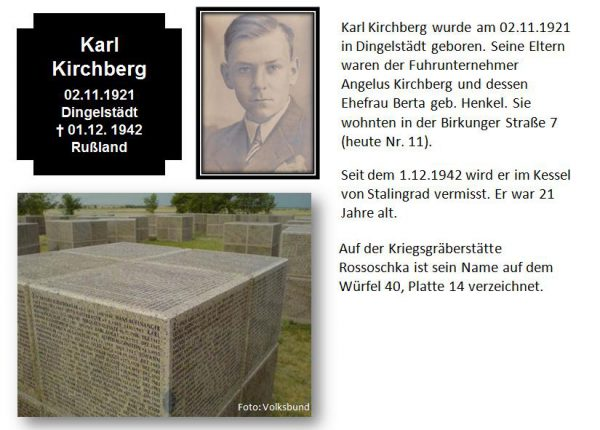 Kirchberg, Karl