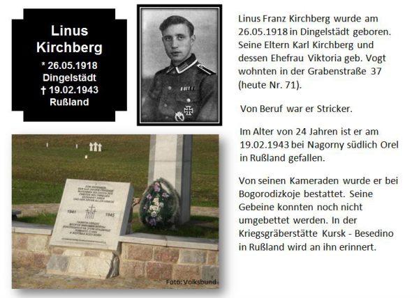 Kirchberg, Linus