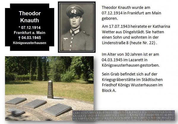 Knauth, Theodor