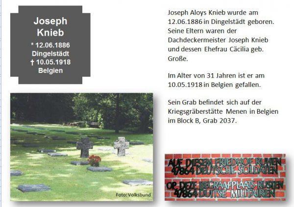 Knieb, Joseph