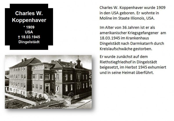 Koppenhaver, Charles W.