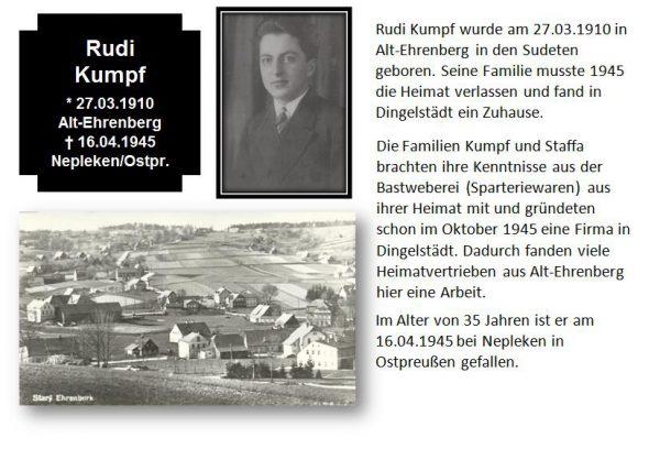 Kumpf, Rudi