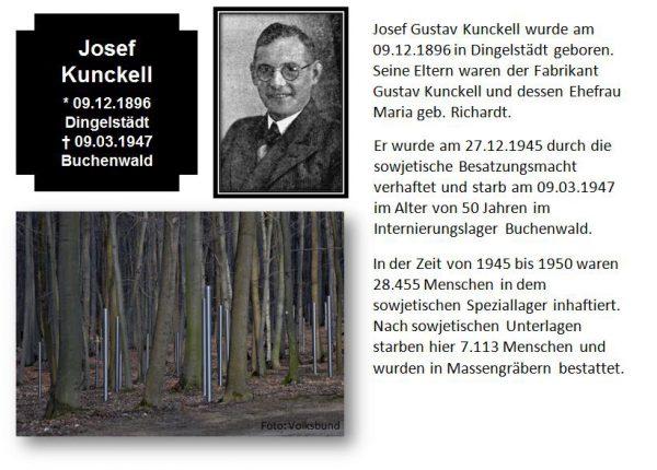 Kunckell, Josef