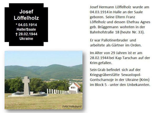 Löffelholz, Josef
