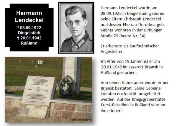 Lendeckel, Hermann