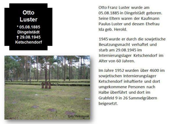 Luster, Otto