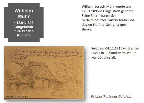 Mühr, Wilhelm