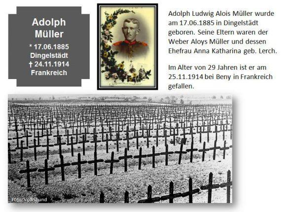 Müller, Adolph