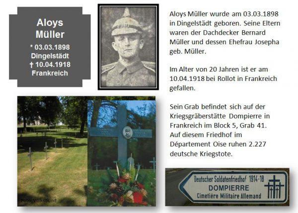 Müller, Aloys