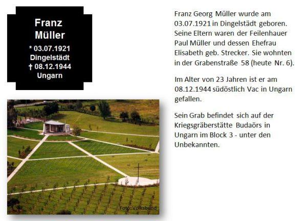 Müller, Franz