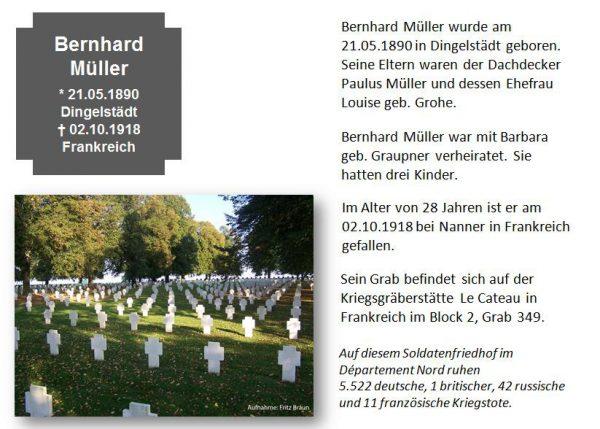 Müller, Bernhard