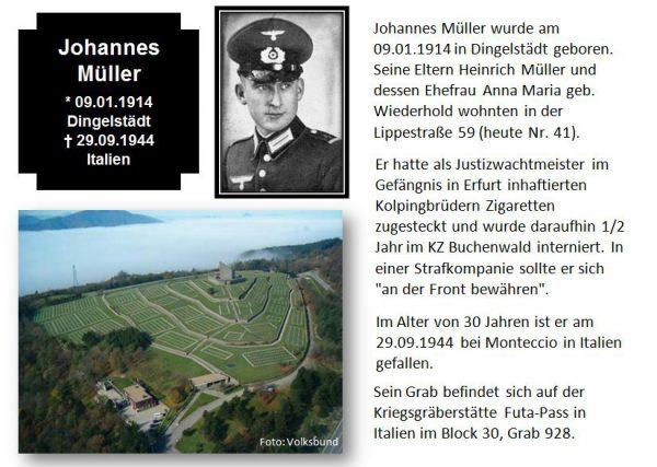 Müller, Johannes