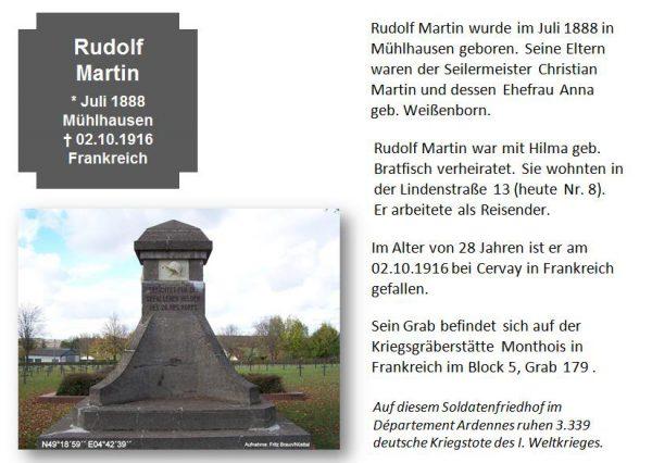 Martin, Rudolf