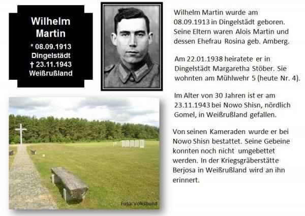 Martin, Wilhelm