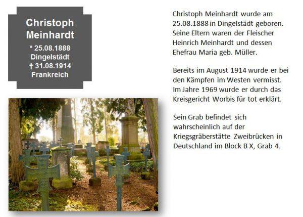 Meinhardt, Christoph