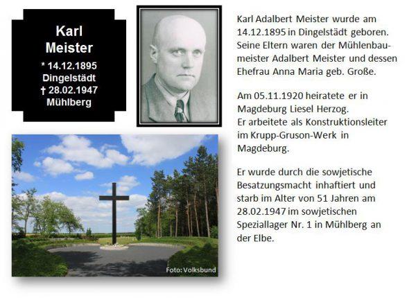 Meister, Karl
