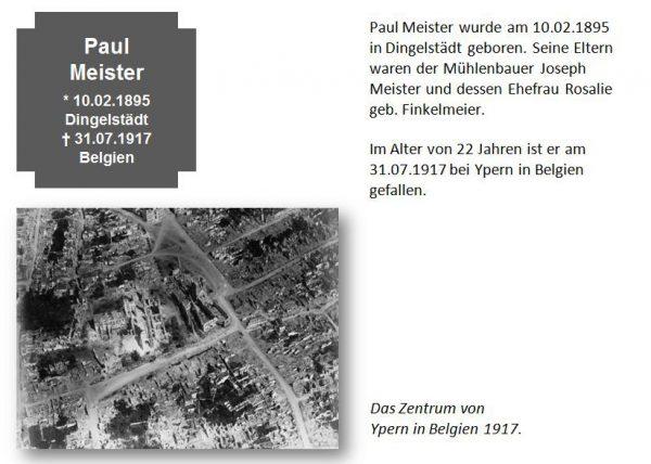 Meister, Paul
