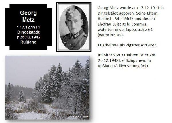 Metz, Georg