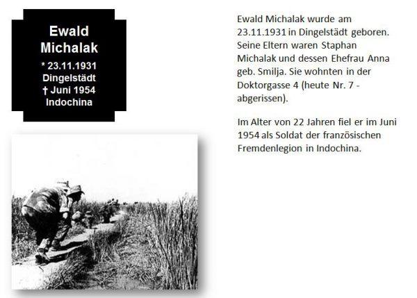 Michalak, Ewald
