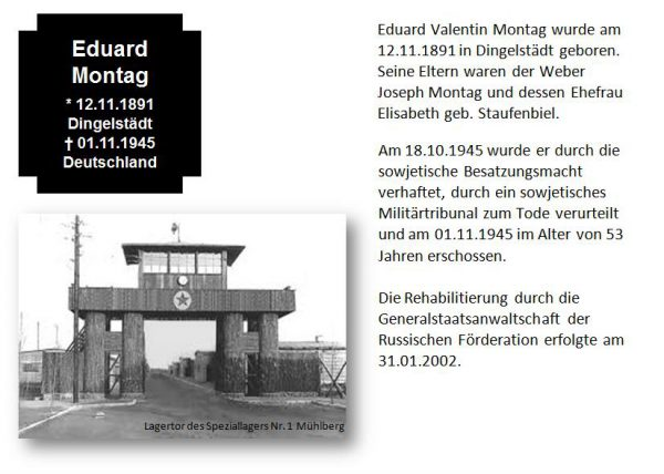 Montag, Eduard