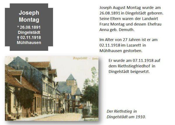 Montag, Joseph