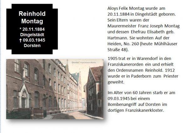 Montag, Reinhold