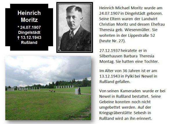 Moritz, Heinrich
