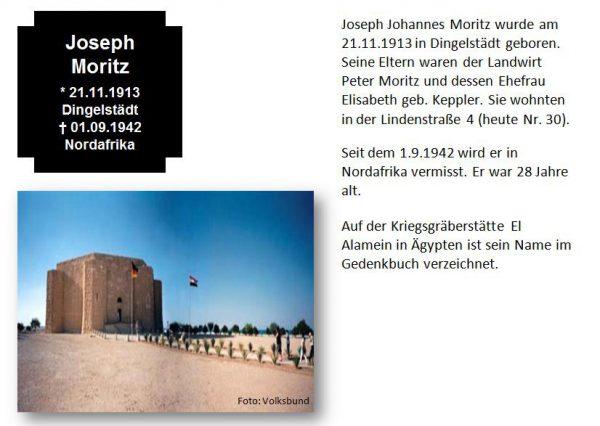 Moritz, Joseph