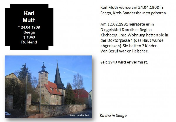 Muth, Karl