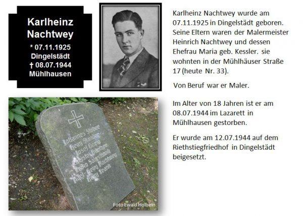 Nachtwey, Karlheinz
