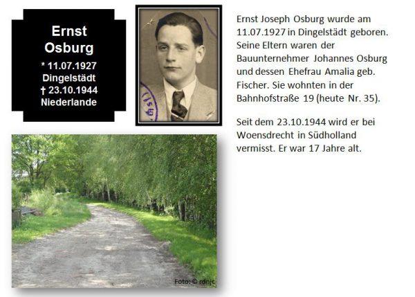 Osburg, Ernst