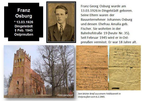 Osburg, Franz
