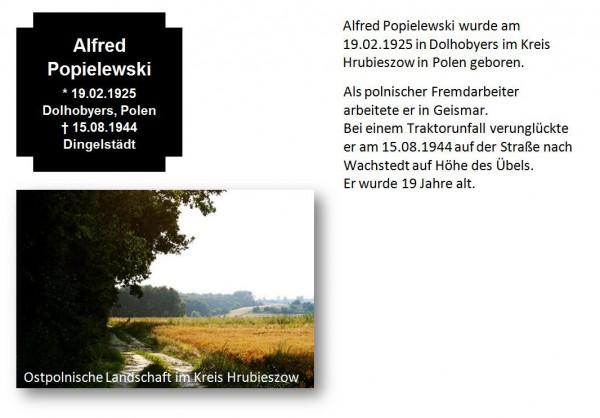 Popielewski, Alfred