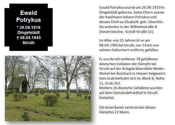 Potrykus, Ewald