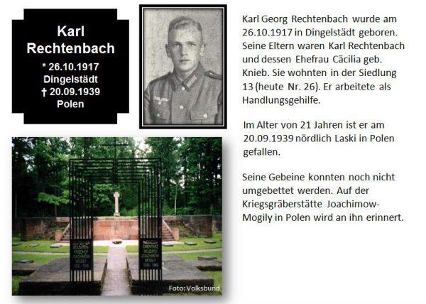 Rechtenbach, Karl
