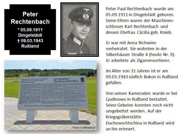 Rechtenbach, Peter