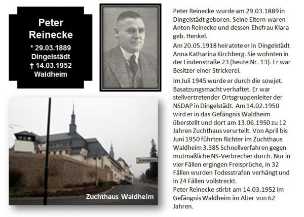 Reinecke, Peter