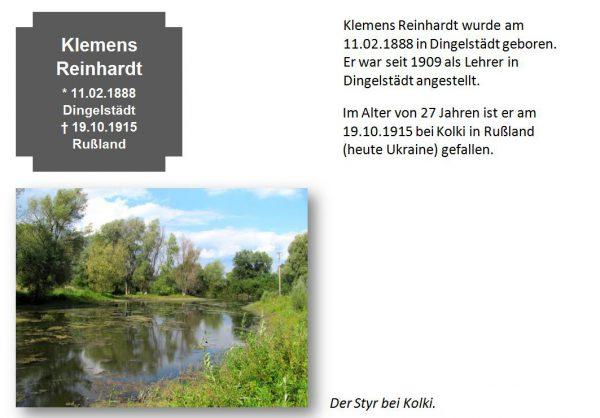 Reinhardt, Klemens