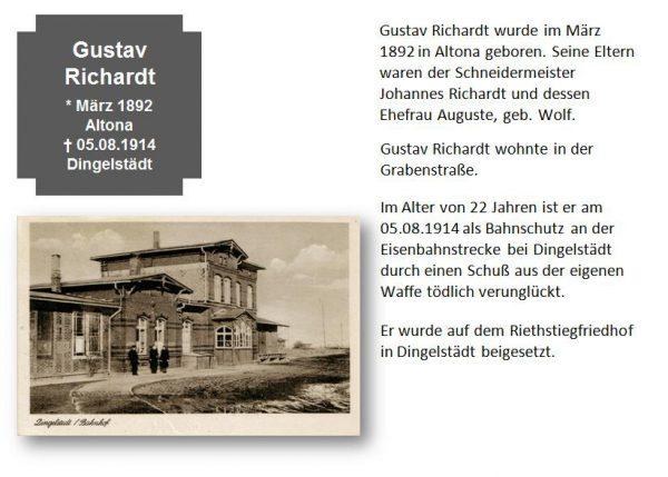 Richardt, Gustav