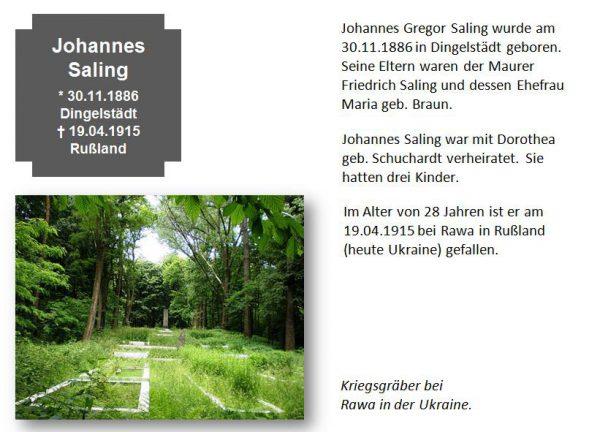 Saling, Johannes