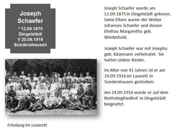 Schaefer, Joseph