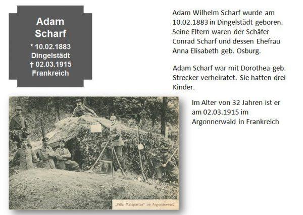 Scharf, Adam