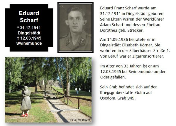 Scharf, Eduard