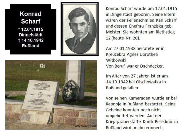 Scharf, Konrad