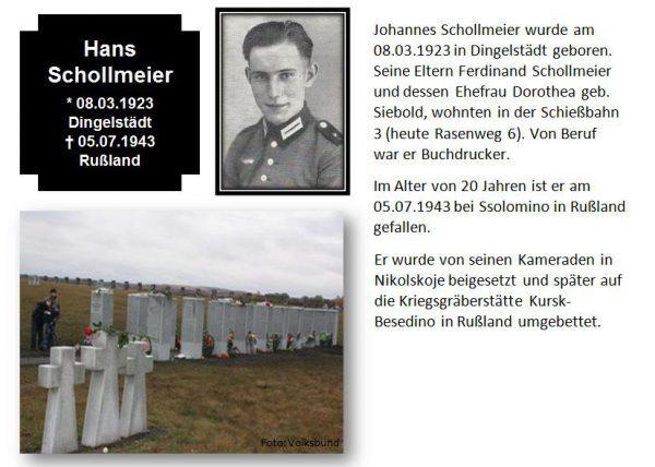 Schollmeier, Hans
