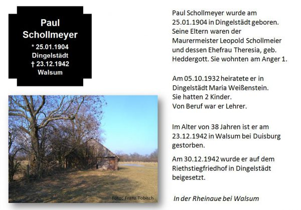 Schollmeyer, Paul